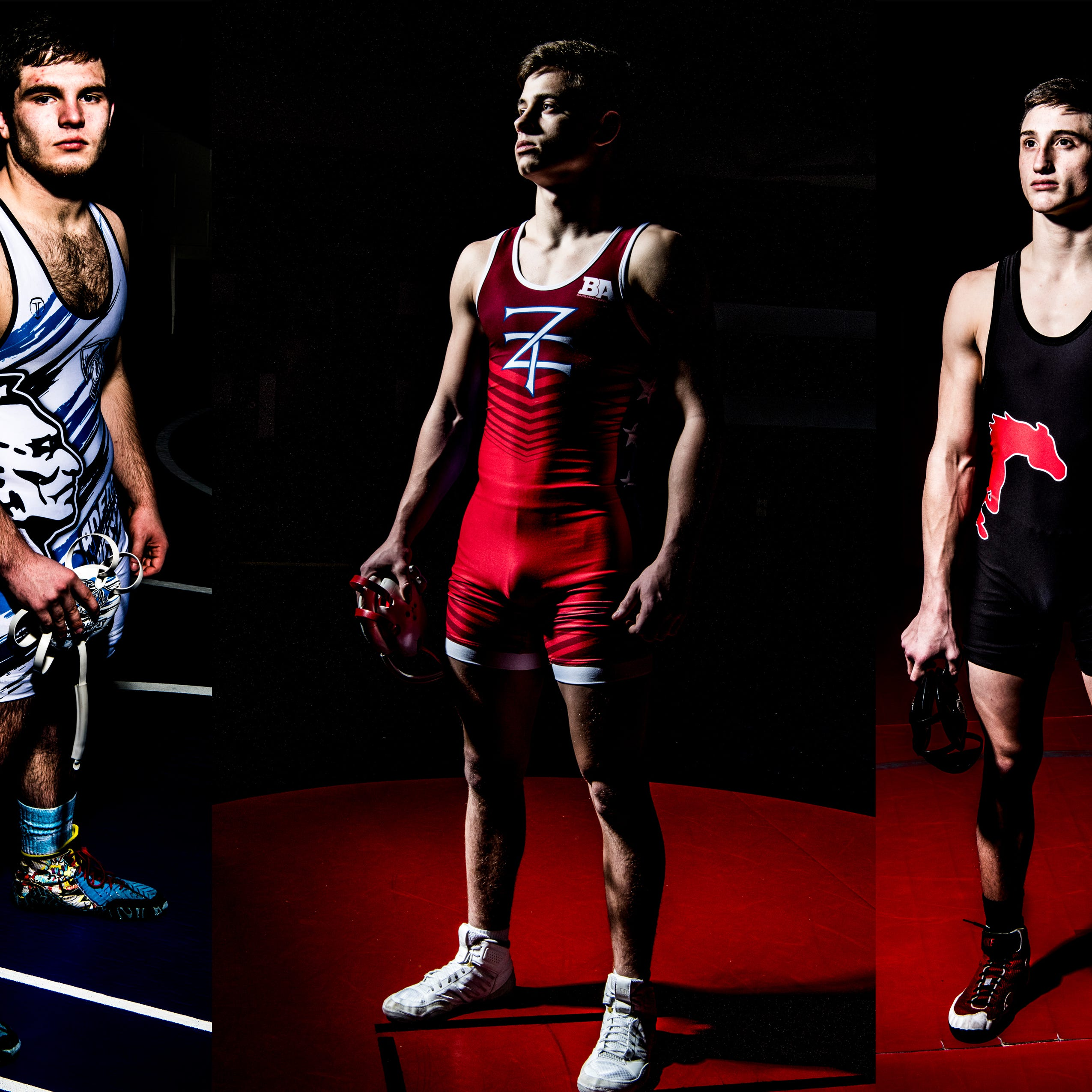 State wrestling: Three local wrestlers ready for the challenge