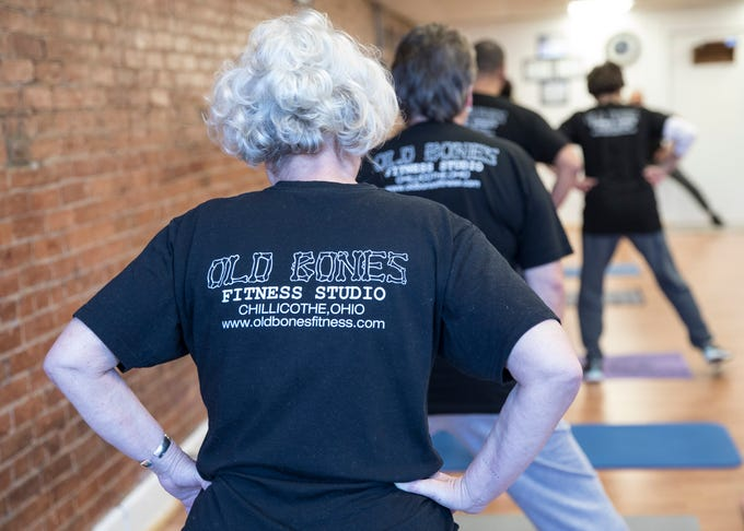 The Old Bones Fitness Studio is a unique gym working to help people 55+ build strength, flexibility and mobility.