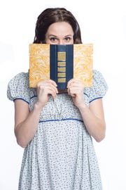 "Caitlin McWethy will play Elizabeth in Cincinnati Shakespeare Company's 2020 production of ""Pride and Prejudice"" adapted from Jane Austen's novel by Kate Hamill. The show will run Feb. 28- March 28, 2020."
