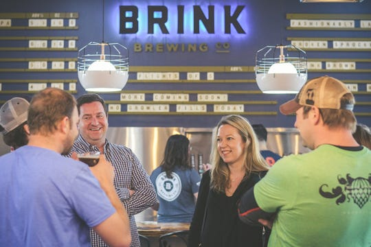 Brink Brewing in College Hill is vying for an award for Best New Brewery in the United States.