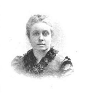 Emma Beckwith from Cincinnati ran for mayor of Brooklyn in 1889.