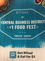 There's a new dining app in Cincinnati. Ritual lets you skip the queue when ordering.