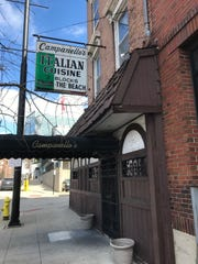 Campanello's Italian restaurant at 414 Central Ave., Downtown, has closed. Jeff Suess/The Enquirer