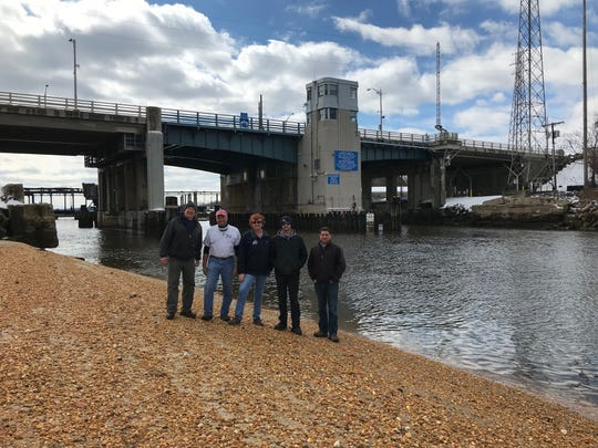 Some marina owners in Sayreville and Old Bridge have been trying for years to get the Cheesequake Creek channel,  which connects Cheesequake Creek to the Raritan Bay, dredged.