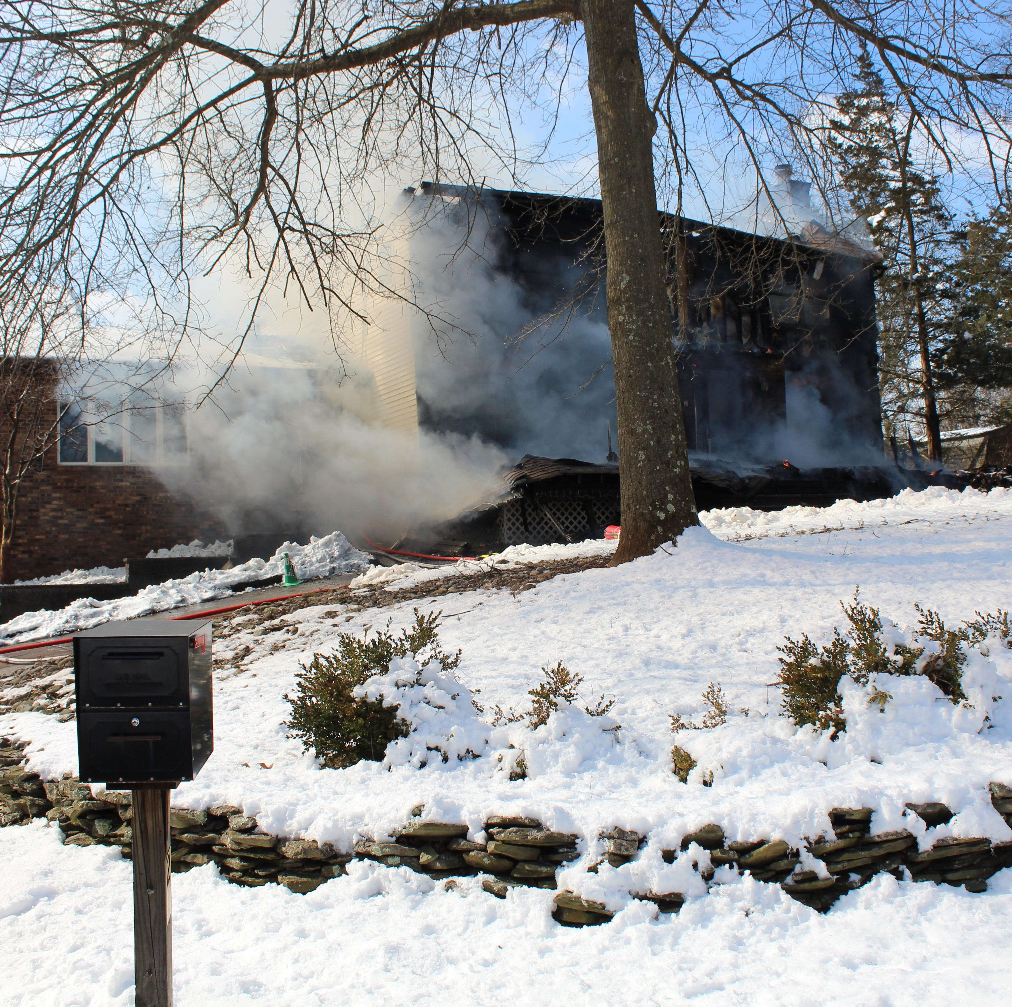 Piscataway fire damages home