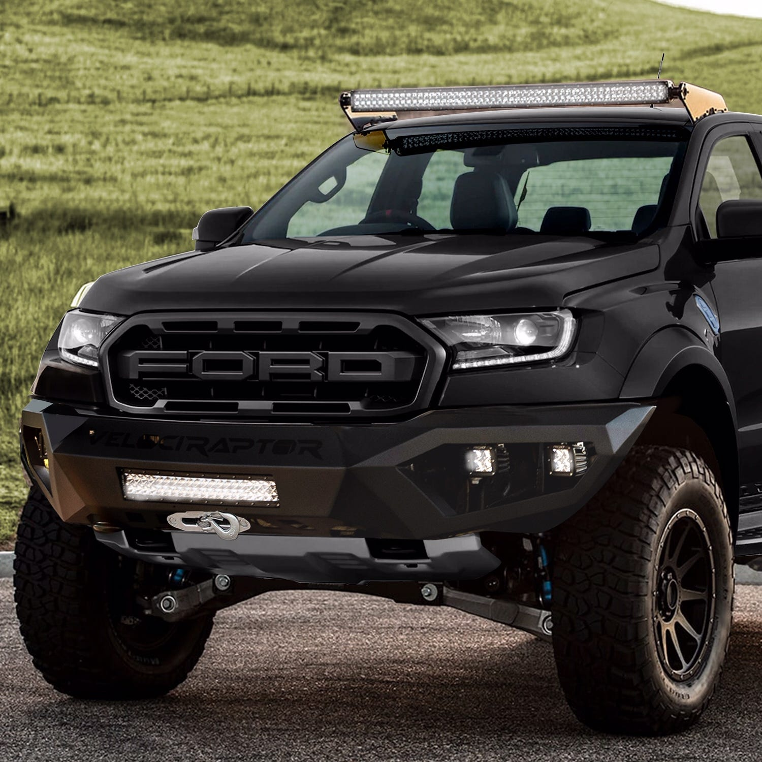 Only 500 2019 Ranger VelociRaptor pickups will be built in US: How to get one