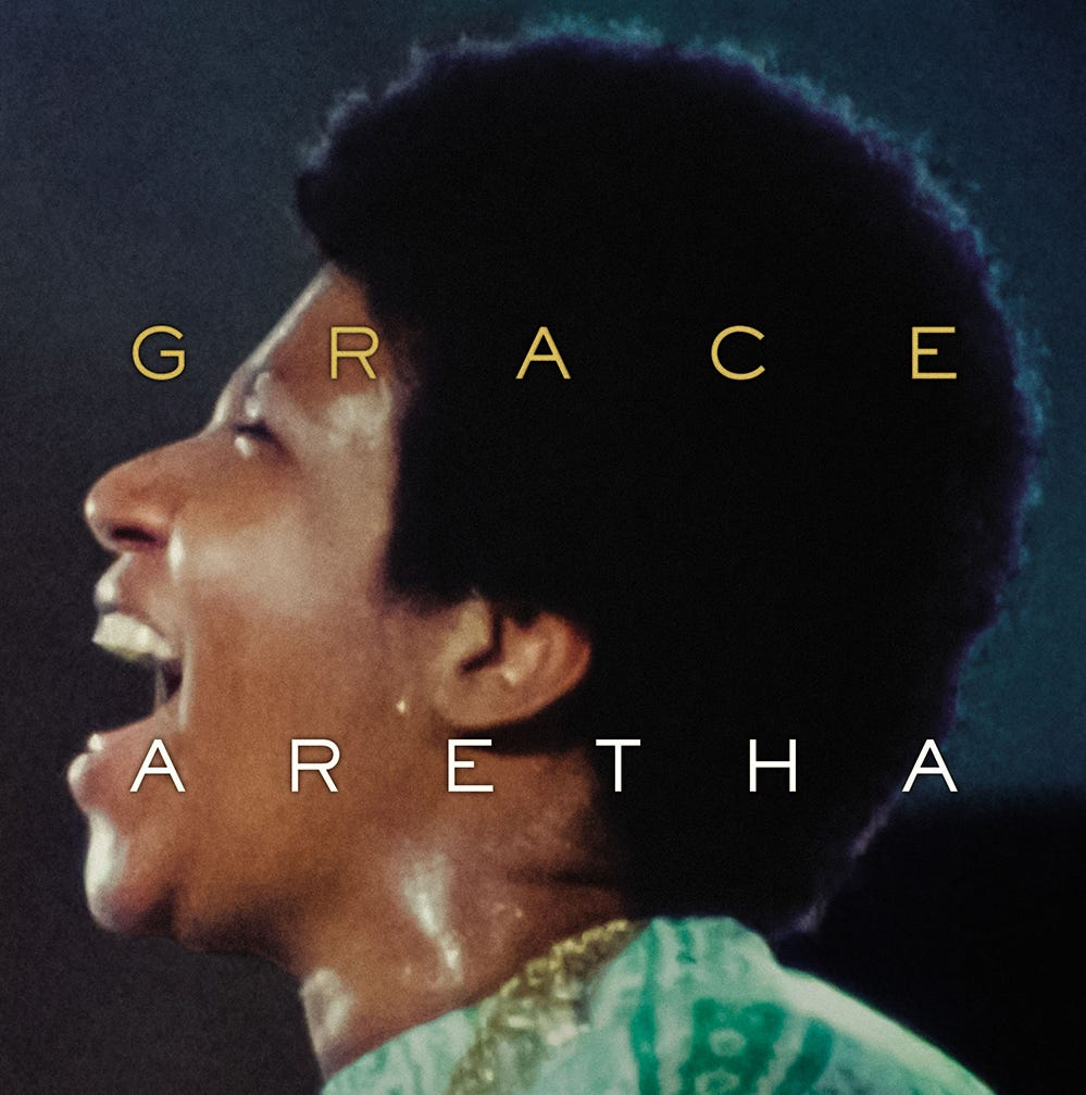 Aretha Franklin's 'Amazing Grace' to premiere March 25 in Detroit; public debut in April