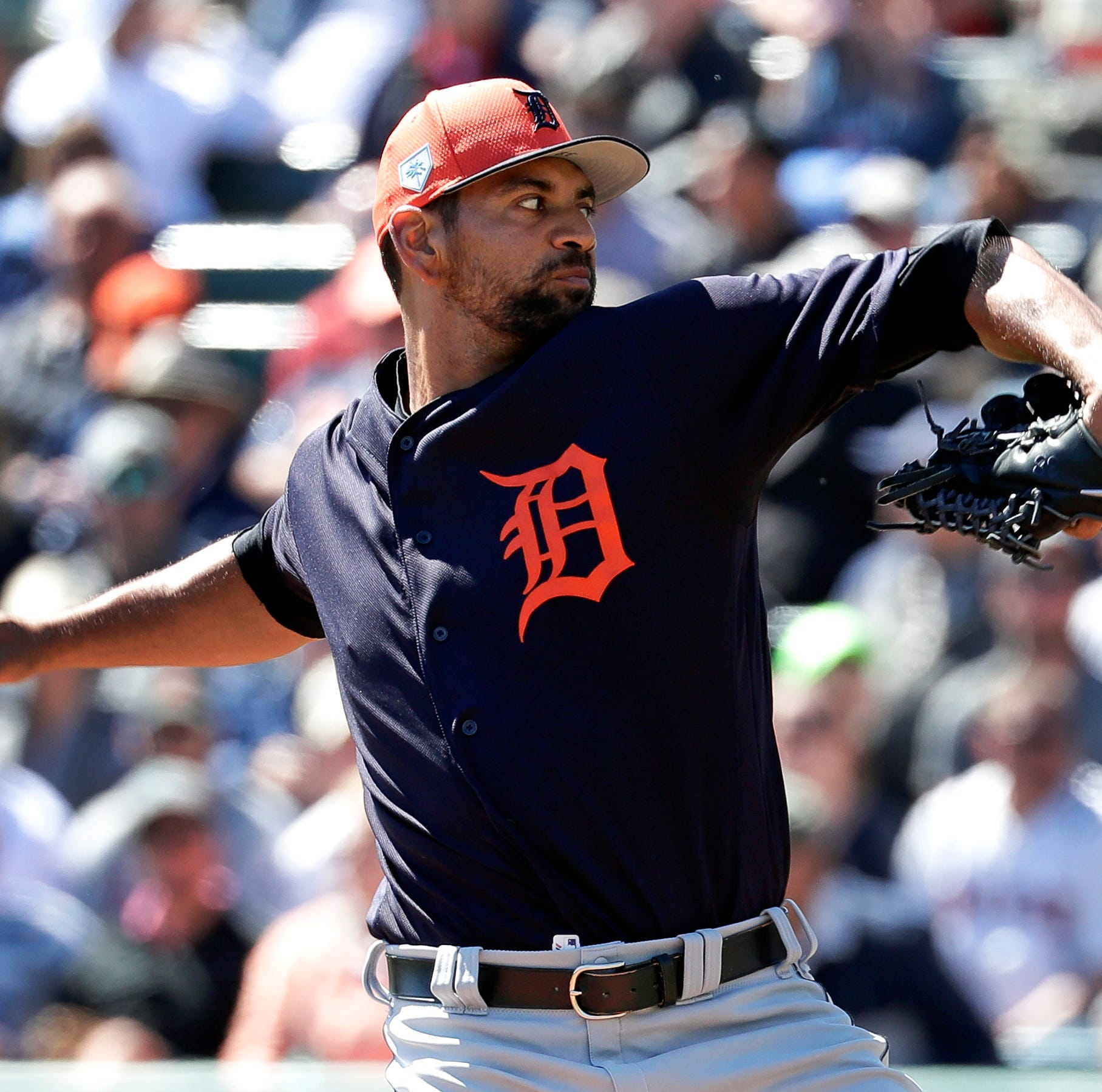 Detroit Tigers spring training observations: Tyson Ross struggles again