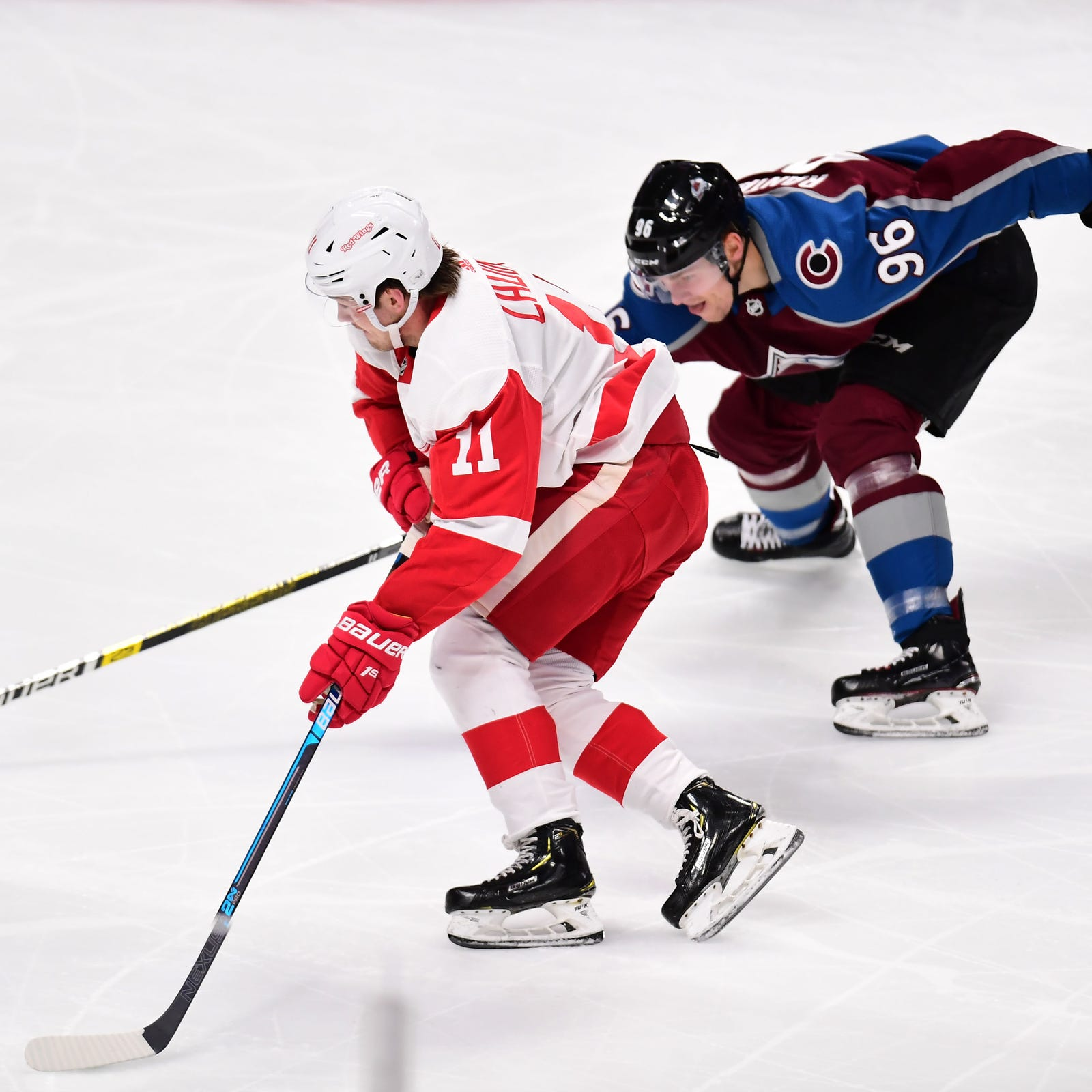 Detroit Red Wings want Filip Zadina 'to look dangerous offensively'