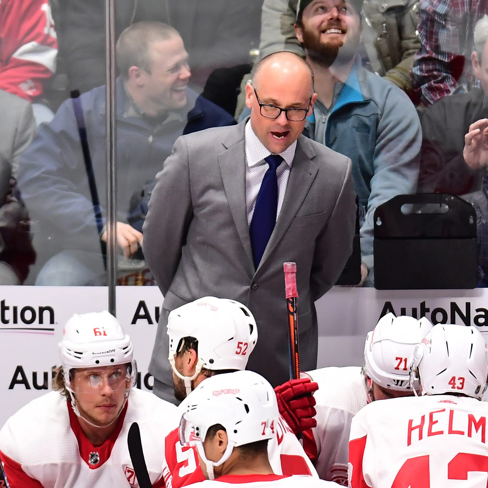 Detroit Red Wings expected to extend Jeff Blashill — for more than 1 season