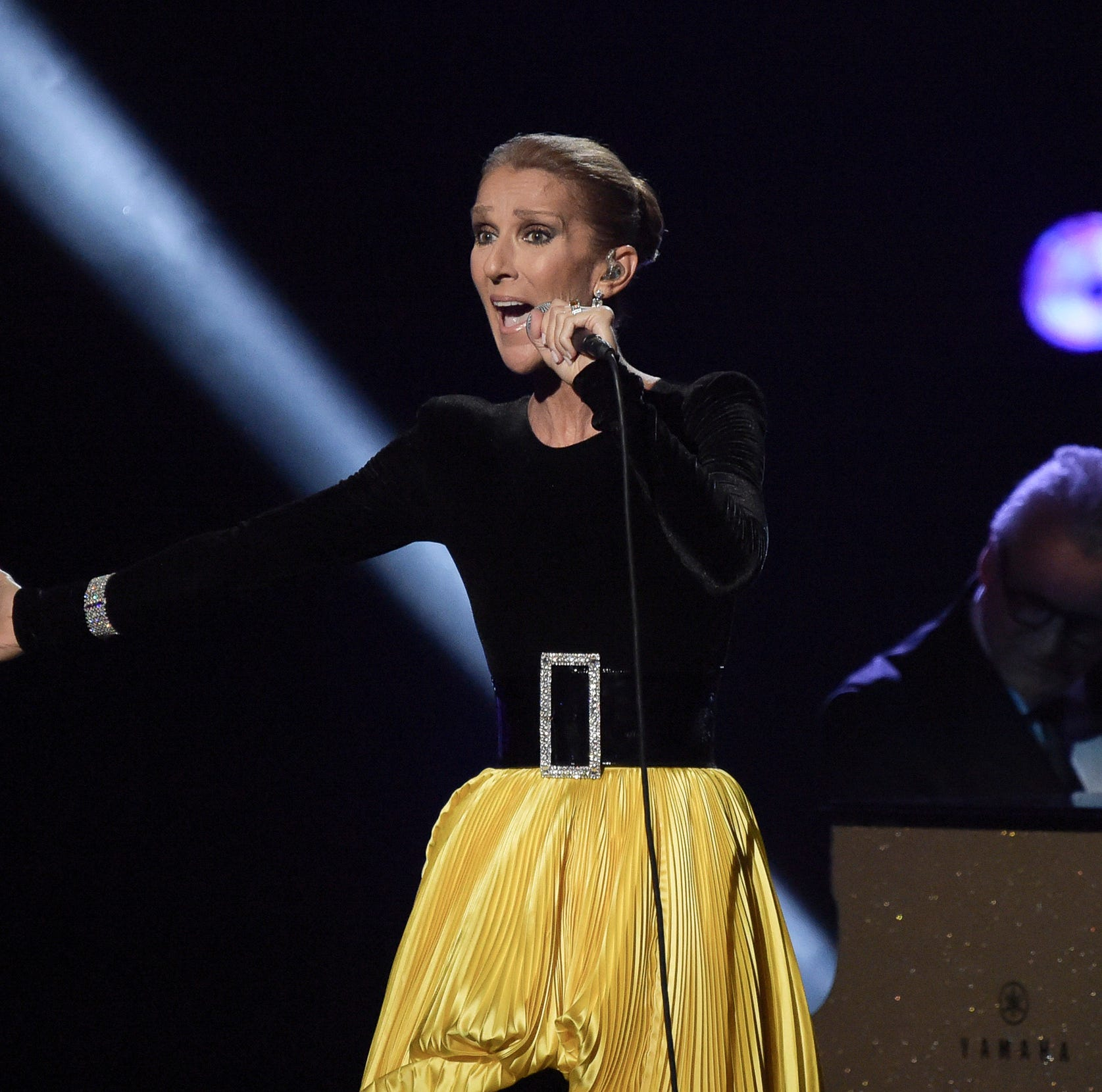 Celine Dion is coming to Cincy. Our hearts will go on