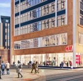 H&M to open 25,000-square-foot downtown Detroit store this fall