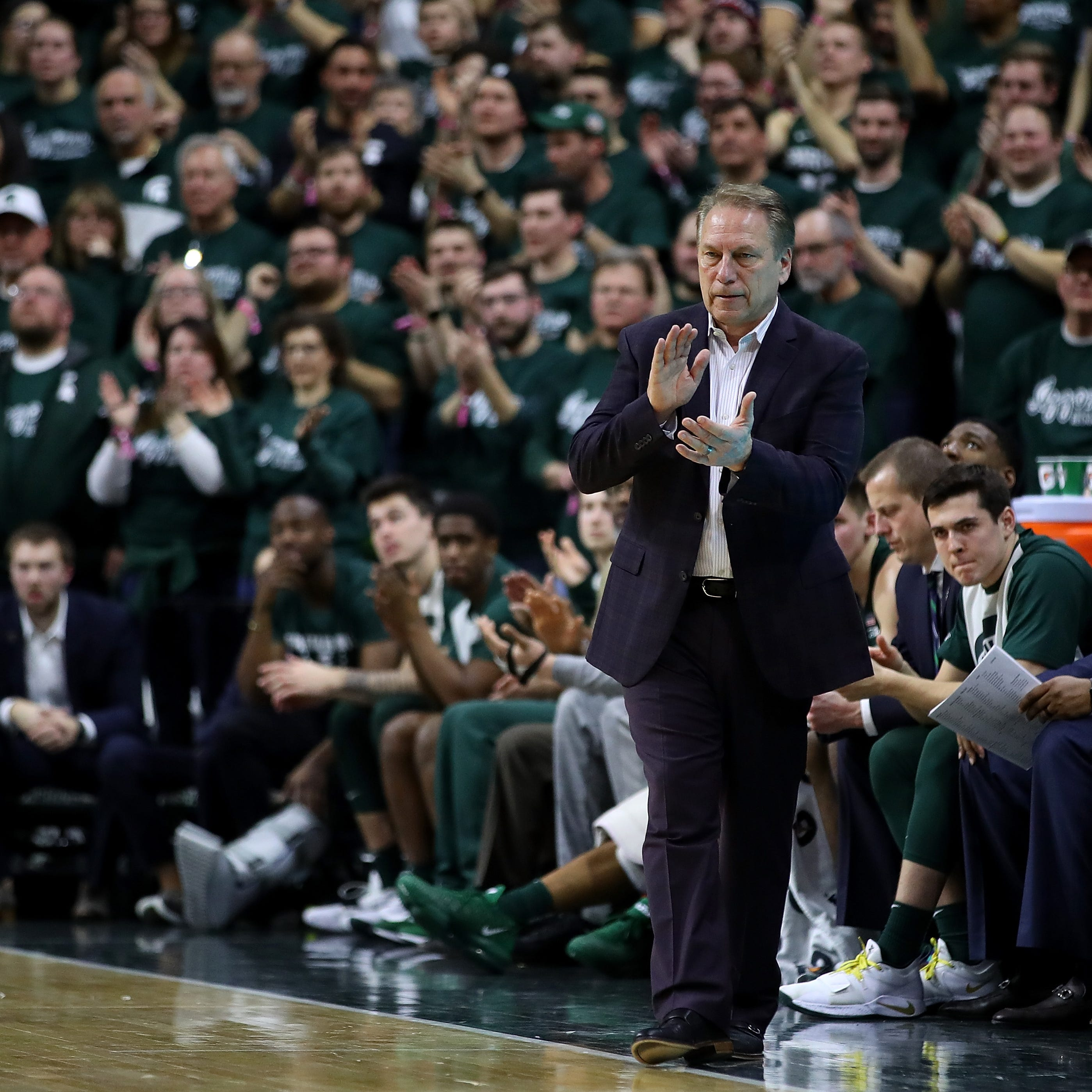 Michigan State energized by 'rebirth' of holding Big Ten title fate
