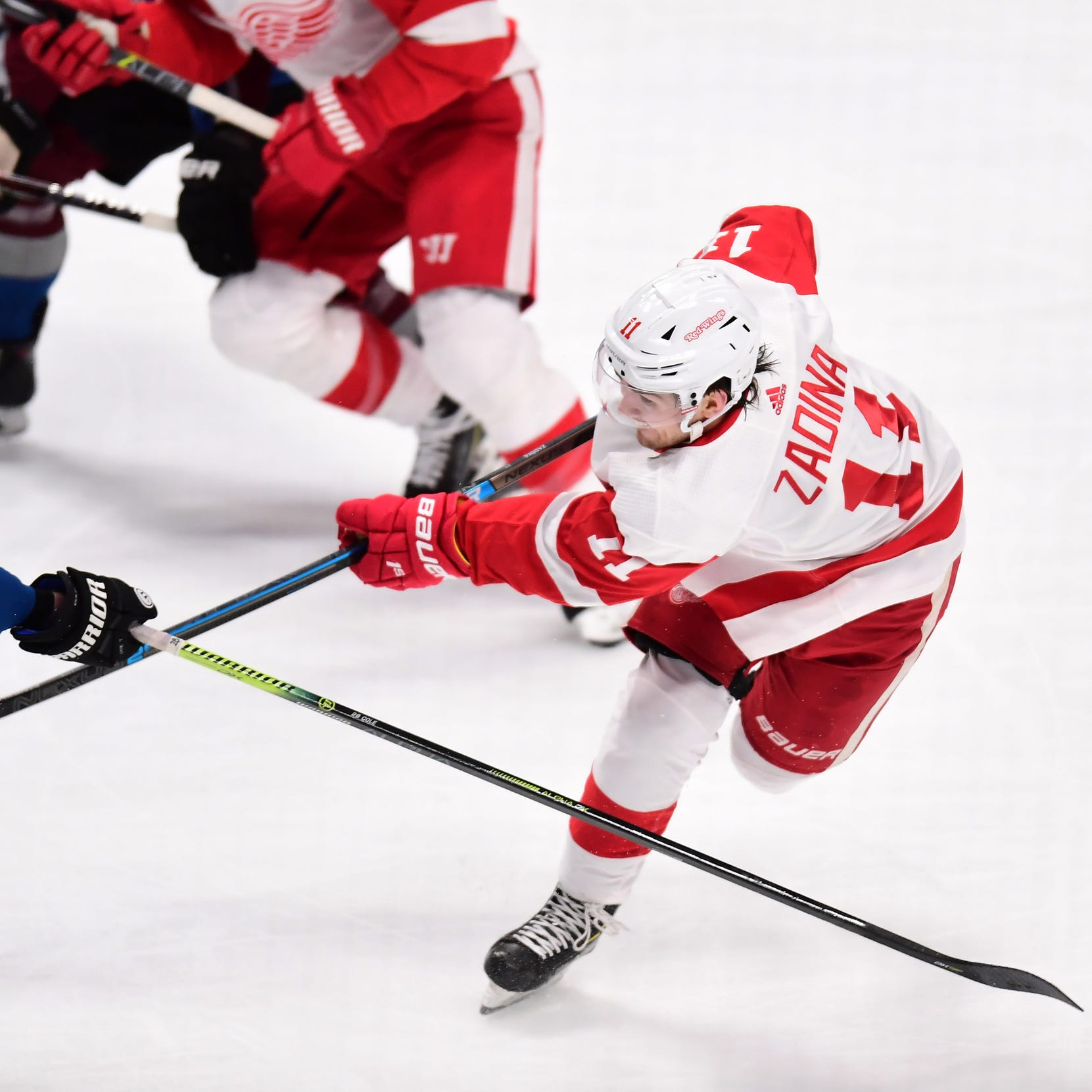 Filip Zadina shows why Detroit Red Wings were so happy to draft him