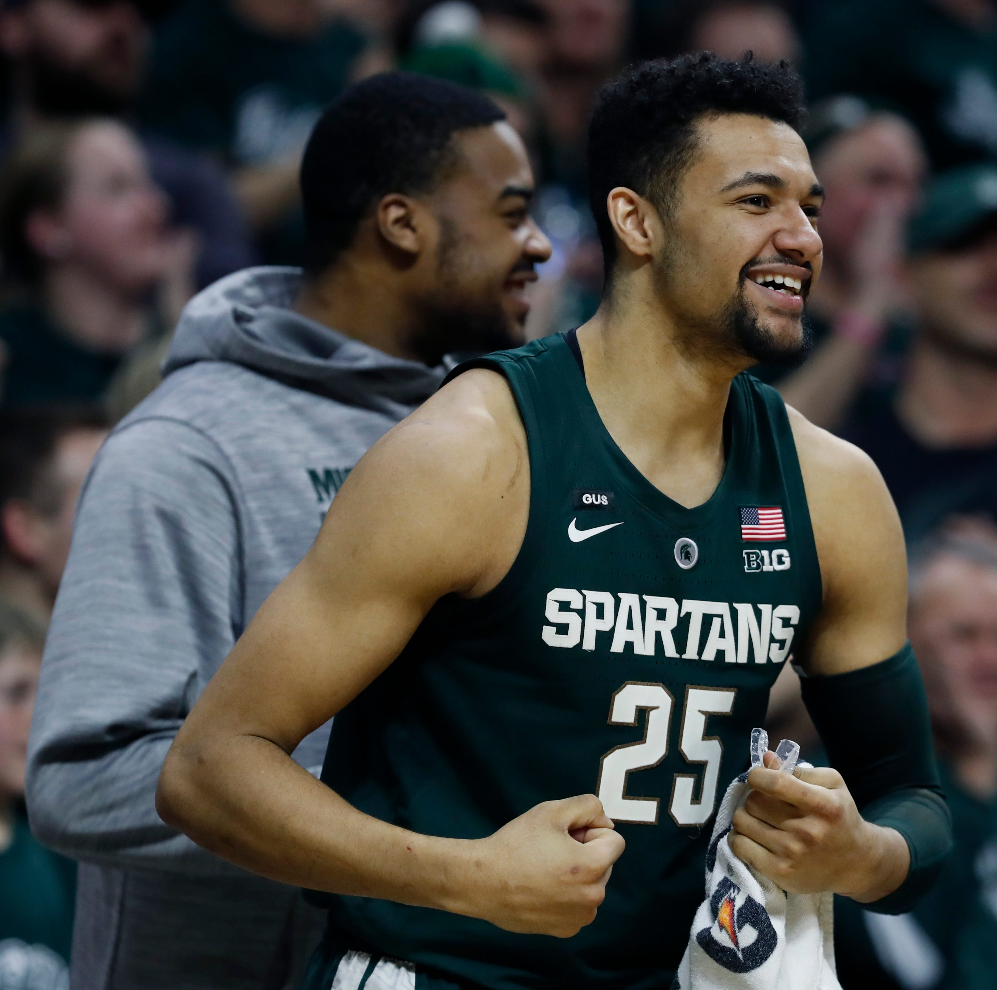 Improbable Purdue loss reignites Michigan State's Big Ten banner hopes