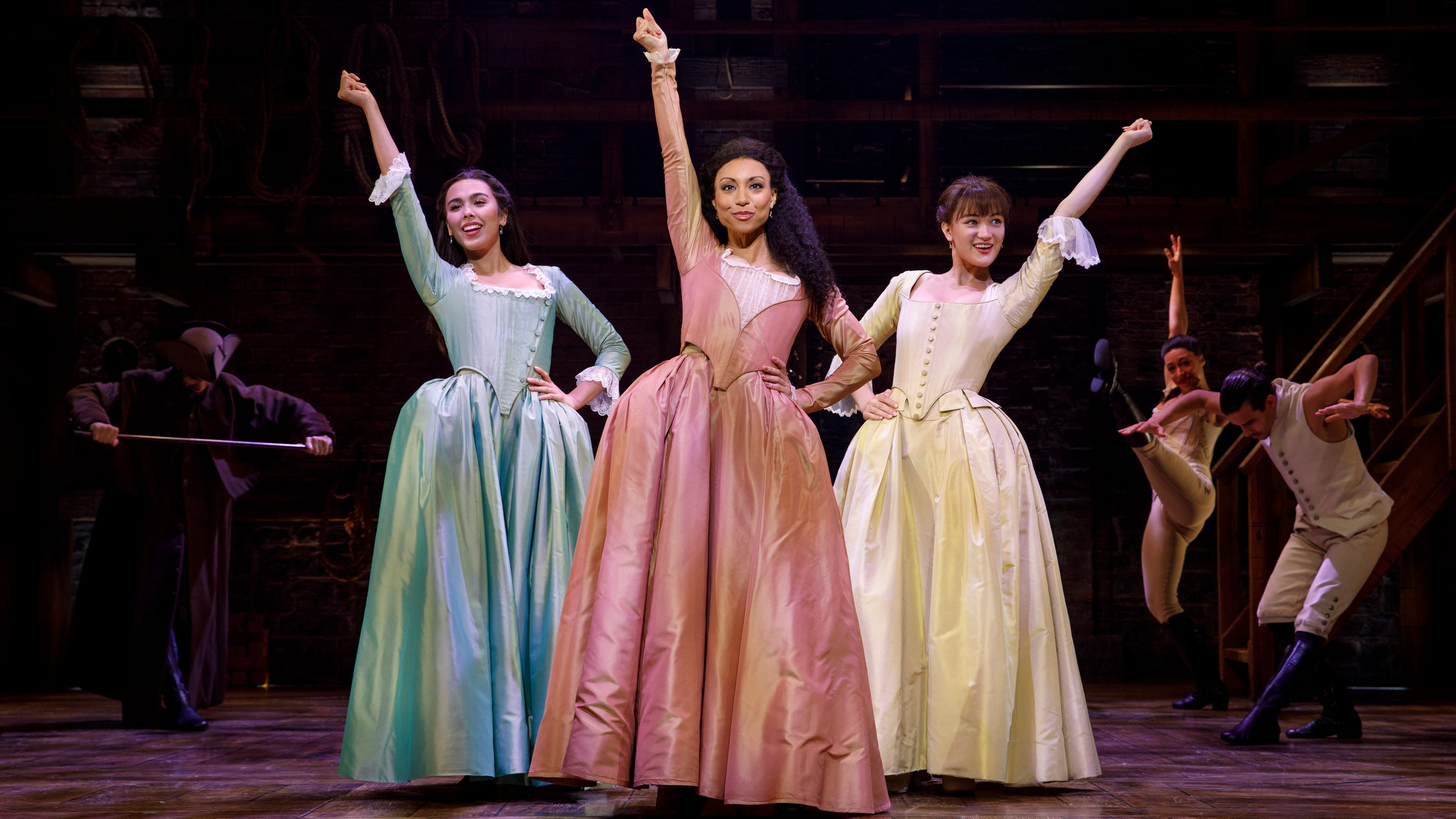 10 things you (likely) didn't know about 'Hamilton'