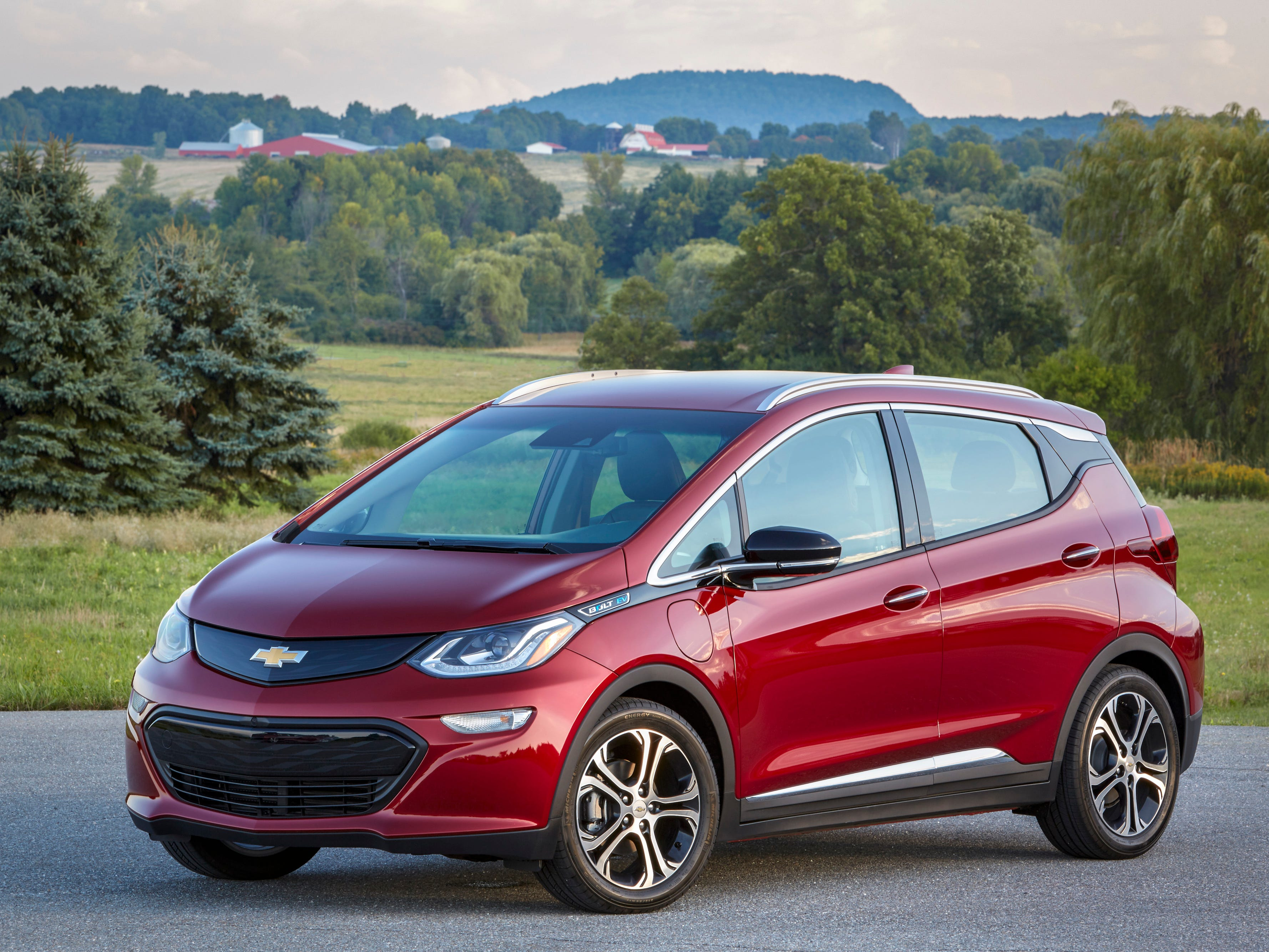 Not even EVs will escape the gas tax. The Chevy Bolt EV, in order to pay its fair share to road maintenance, would see its annual registration fee jump from $135 to $360.