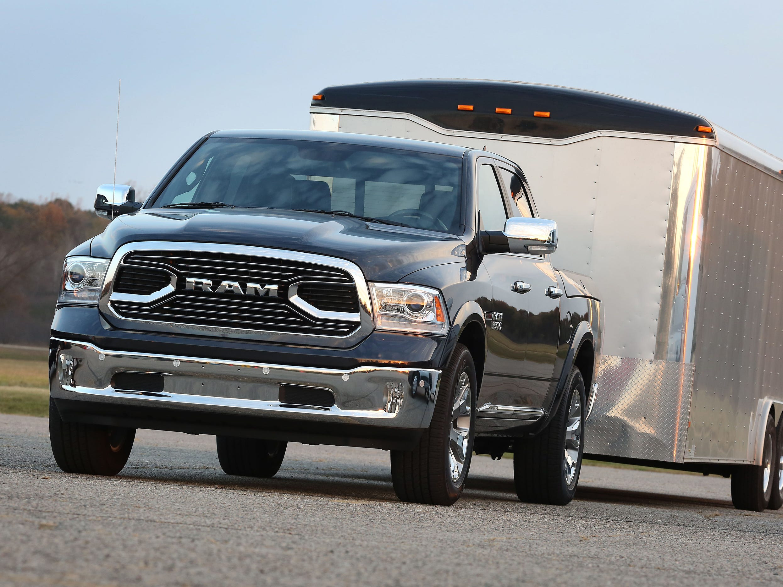 Drive a diesel? You'll also pay the governor's 45-cent per gallon surcharge. That means a 22 mpg 2018 Ram 1500 turbo V-6 would cost $289 more to operate a year over the current $1,957.