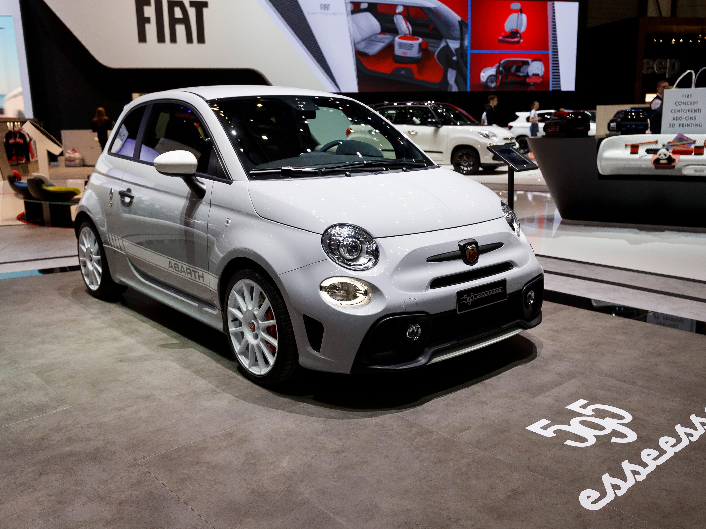 The Fiat 595 Esseesse