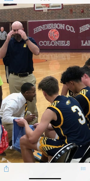 Austin Brooks has guided Day School to its second sectional title in school history