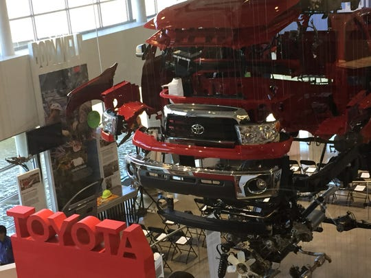 Toyota Indiana announced an education grant on Wednesday which will help students pursue high school equivalency graduation.