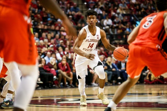 Senior guard Terance Mann and Florida State used a massive second half run to defeat Virginia Tech 73-64 on Tuesday night at the Tucker Center.