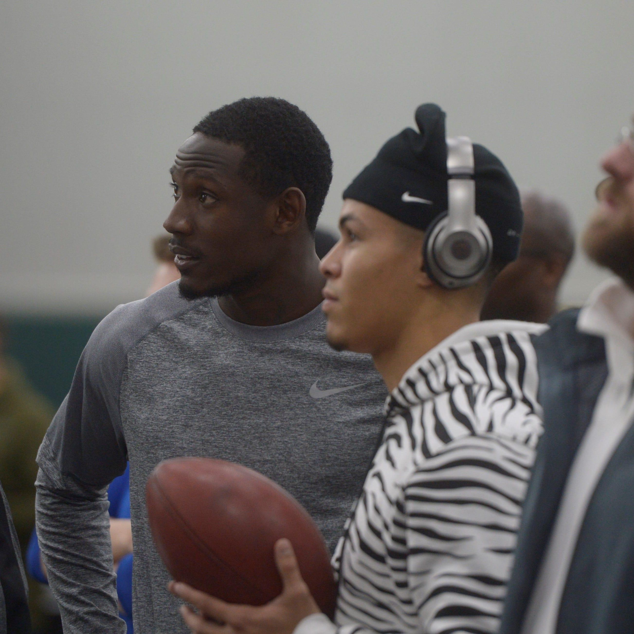 ESPN draft analyst expects CSU football's Preston Williams, Bisi Johnson to make it in NFL