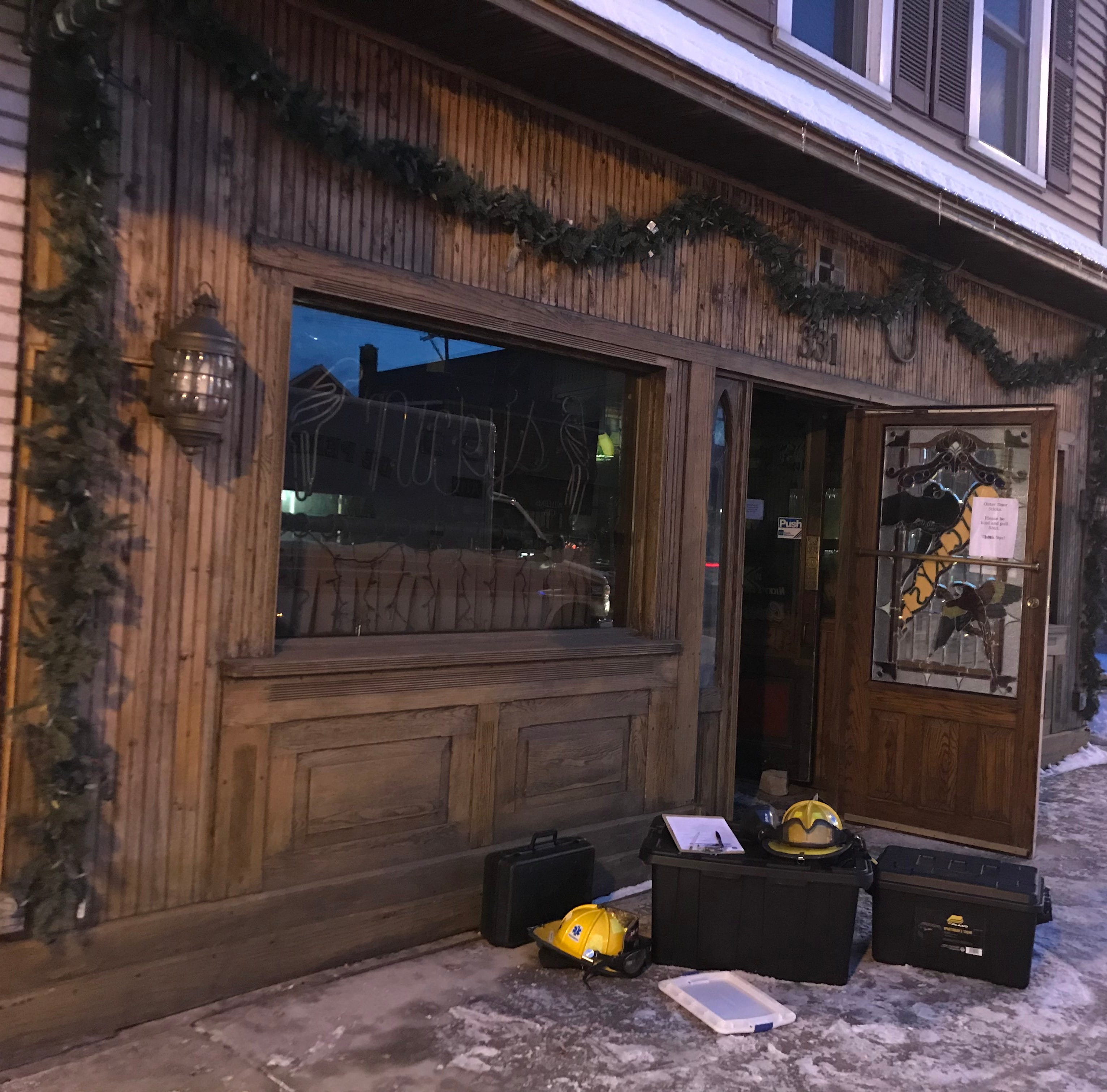 Fire causes roughly $50,000 in damage at historic De Pere bar