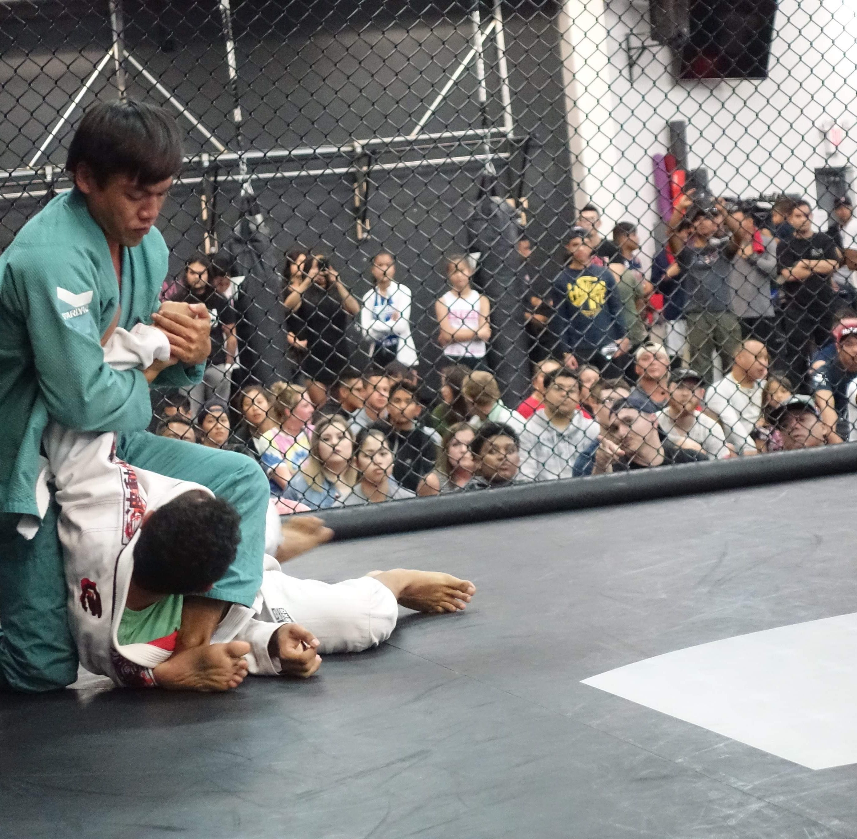 Steel Athletics Glorified Sparring event aimed at helping Guam skateboarders