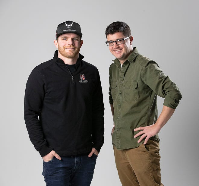 IndyCar driver Conor Daly and IndyStar Motor Sports Insider Jim Ayello are teaming up to host the IndyCar Weekly podcast.