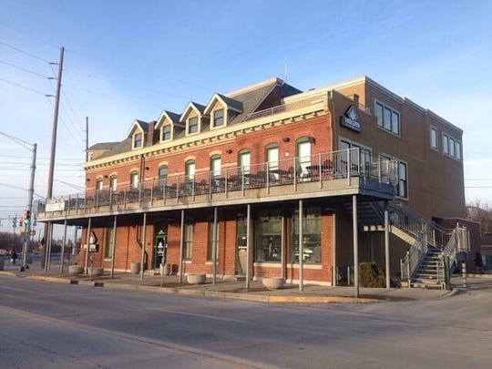 The Kurt Vonnegut Museum and Library has signed a purchase agreement to move into this building at 543 Indiana Ave.