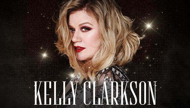 Win Kelly Clarkson Concert Tickets