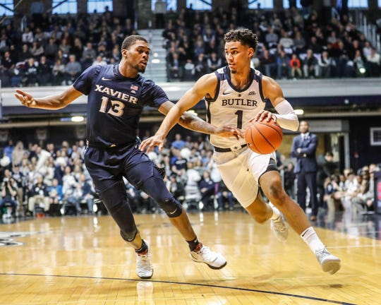 Butler forward Jordan Tucker has played just 23 games this season after sitting out because of transfer rules. He said he's looking forward to the extra reps the NIT offers.