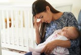 Perinatal depression can affect as many as 1 in 7 women, says the the U.S. Preventive Services Task Force. That includes postpartum depression, which can last a year after a woman gives birth.