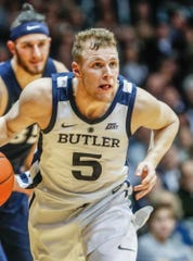 Paul Jorgensen, who started and scored 19 points against Xavier, is slated to start at Providence on Saturday. He came off the bench in the previous 15 Big East games