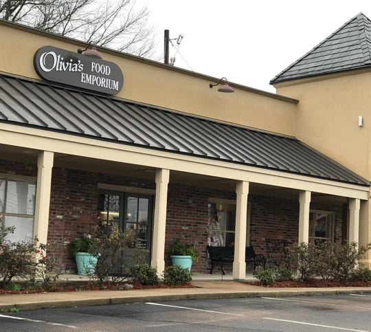 Olivia's Food Emporium moved from Madison to Ridgeland.