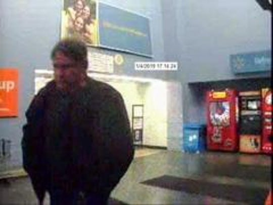 Savannah Police say the man in this photo has been trafficking counterfeit money