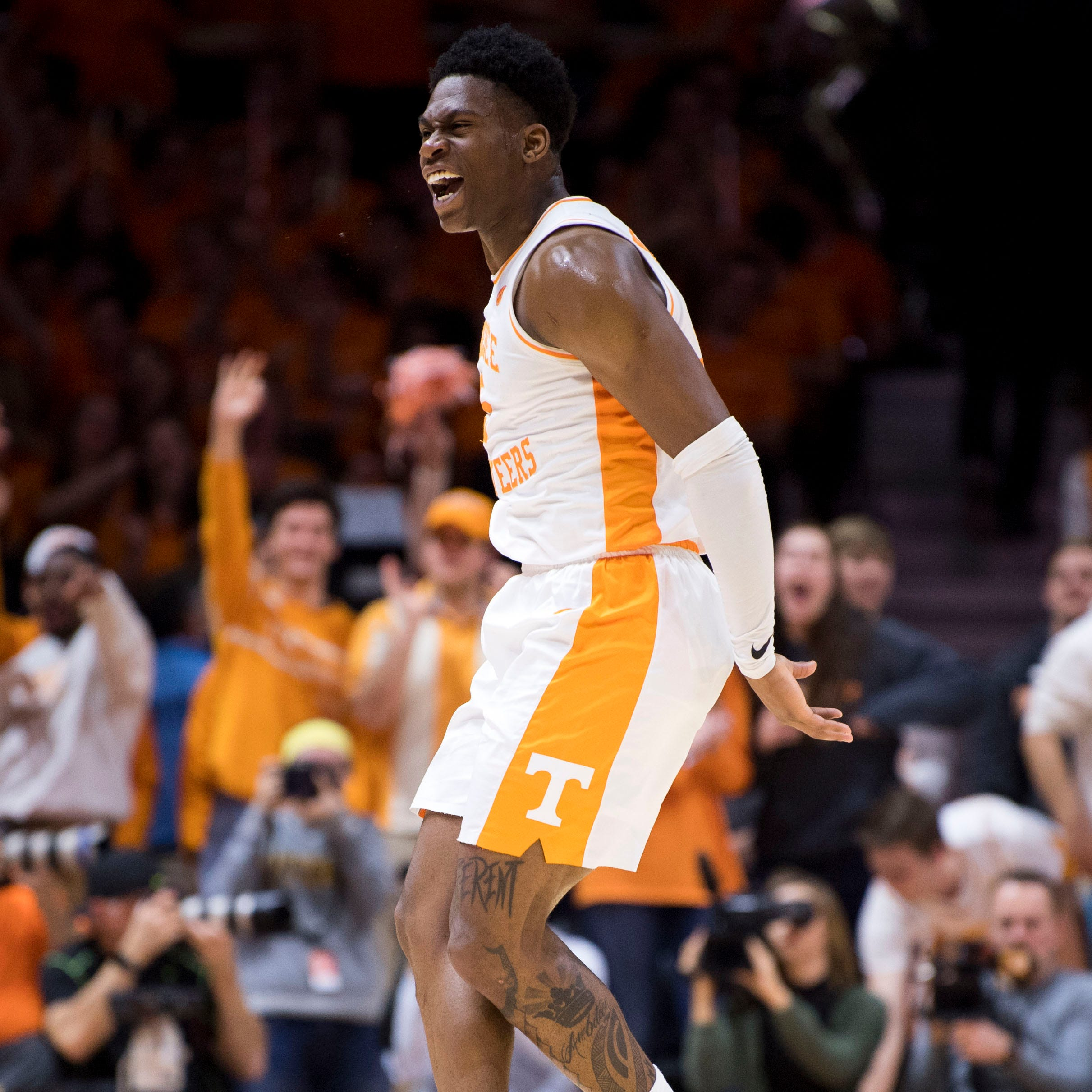 Live updates: Tennessee basketball plays Mississippi State in SEC Tournament