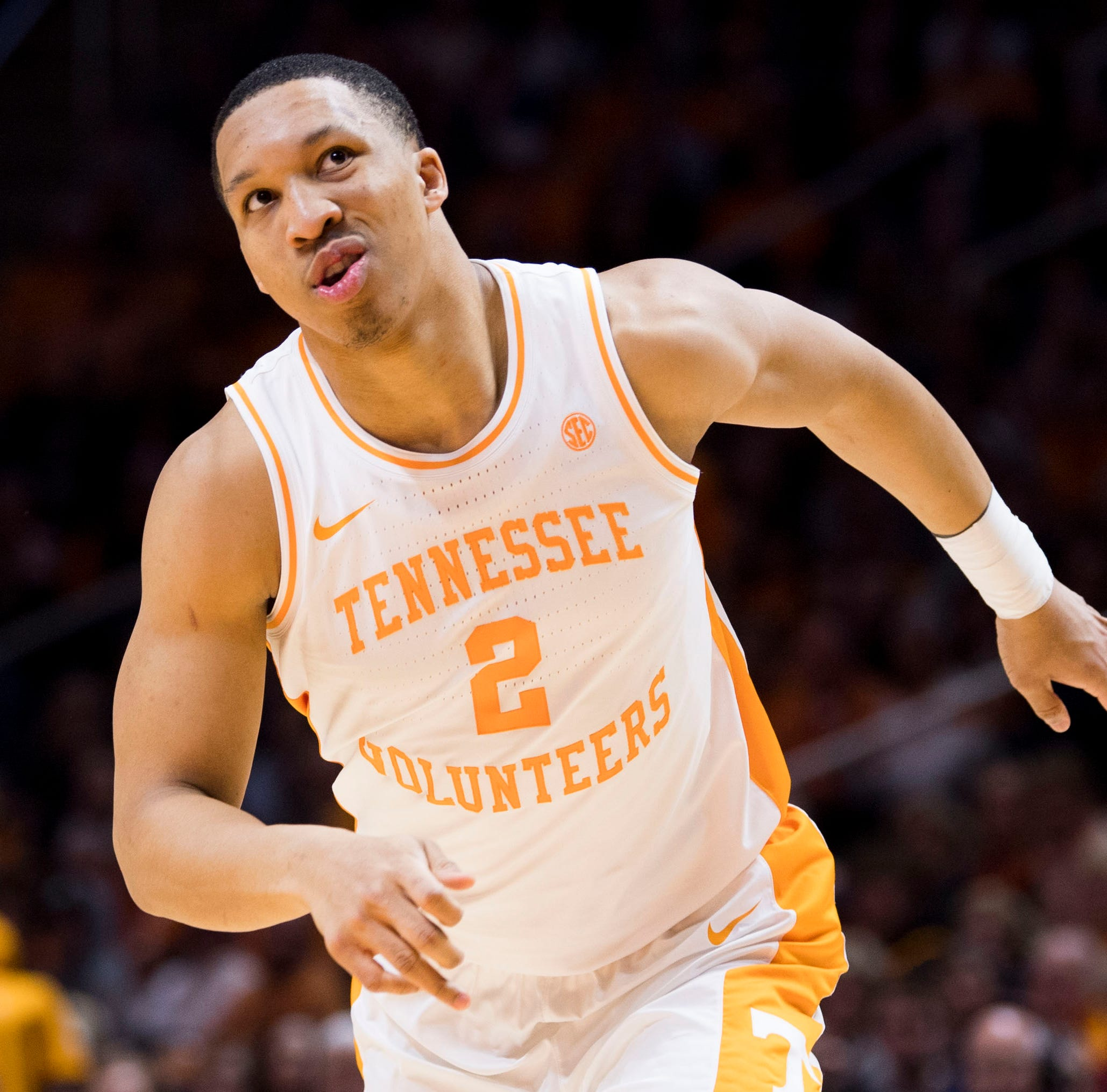 Tennessee basketball: What Grant Williams to the NBA Draft means for the Vols next season