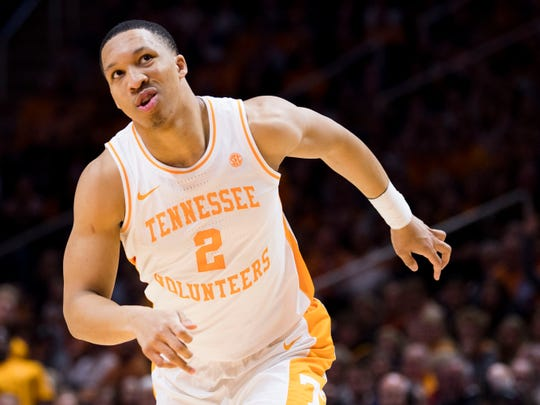 Tennessee forward Grant Williams is the conference's leading scorer with 19.3 points per game.