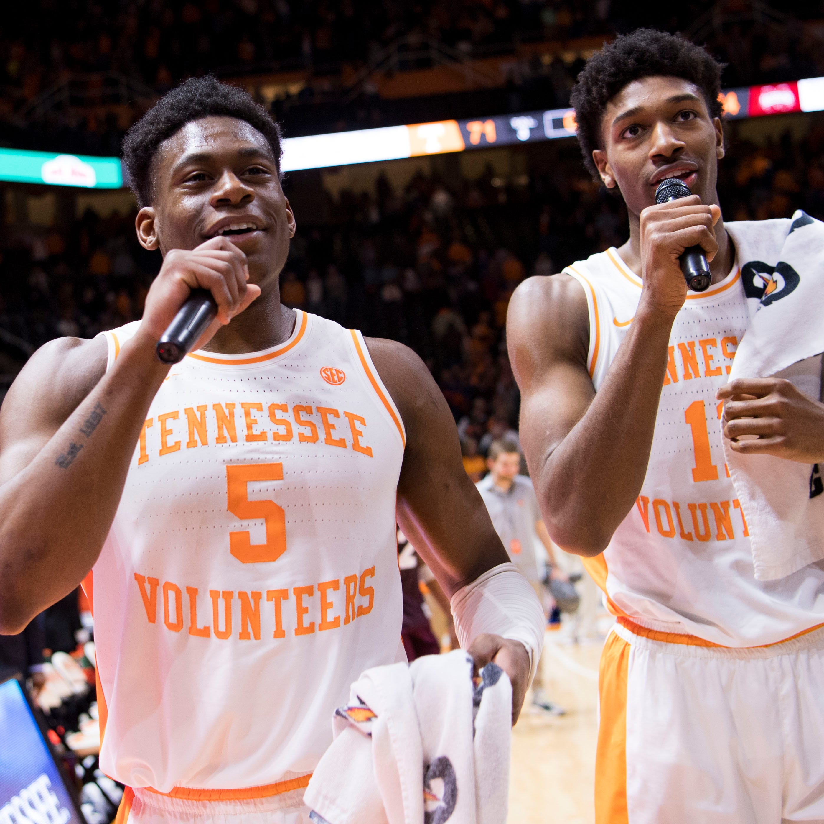 The inside story of how Tennessee basketball's roster was built into a national title contender