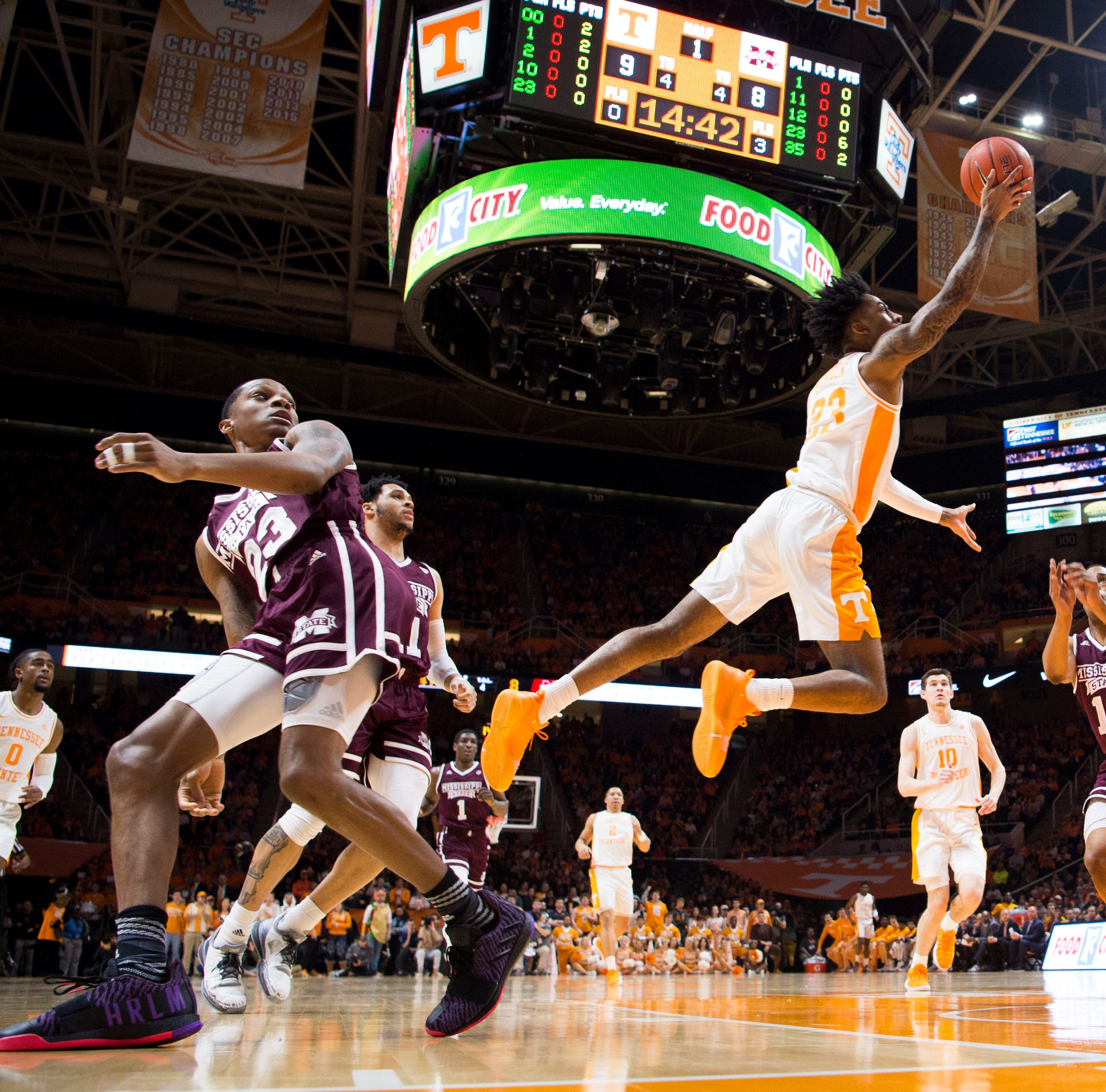 The Volunteer State: How does Tennessee basketball earn a No. 1 seed?