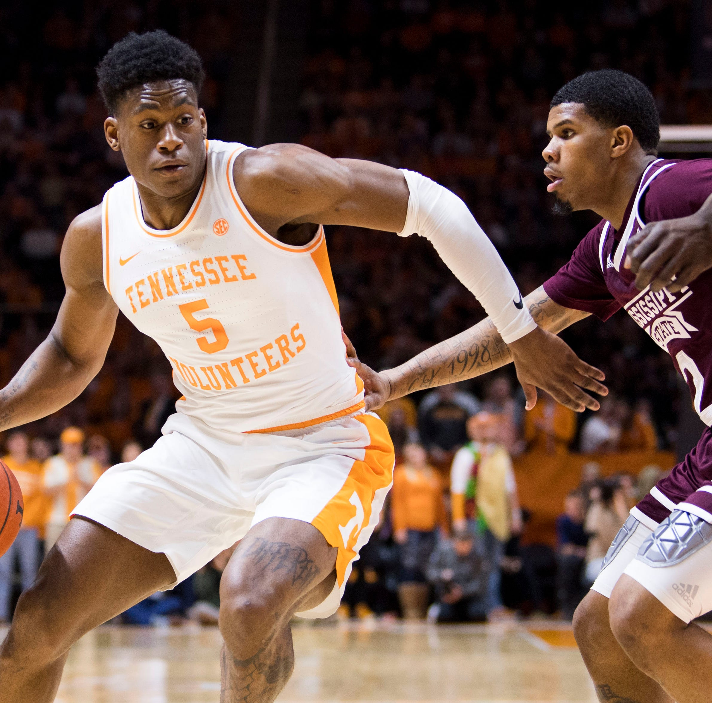 Why Tennessee basketball can win the SEC tournament
