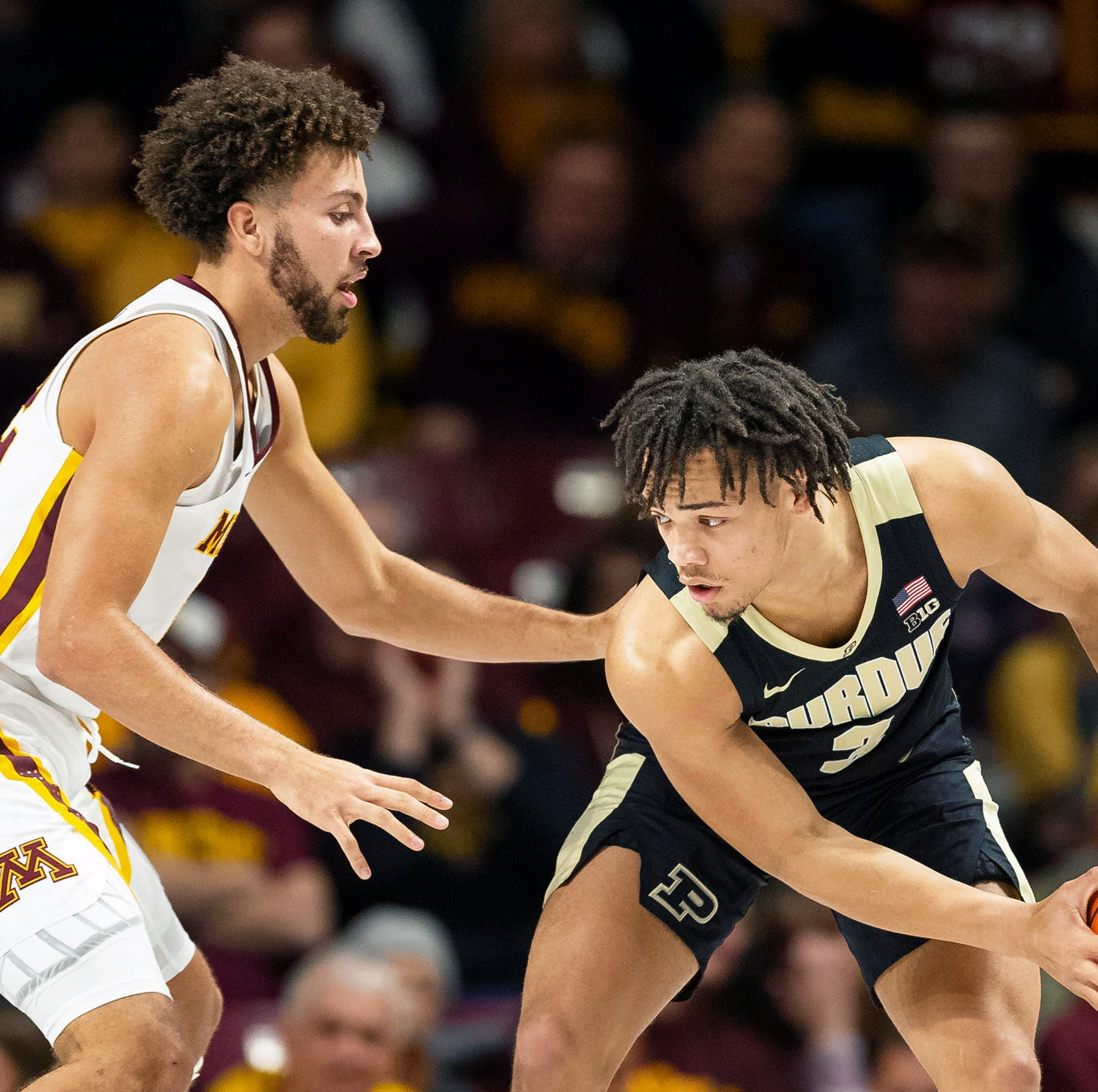 Scouting No. 13 Purdue basketball vs. Minnesota in Big Ten Tournament quarterfinals