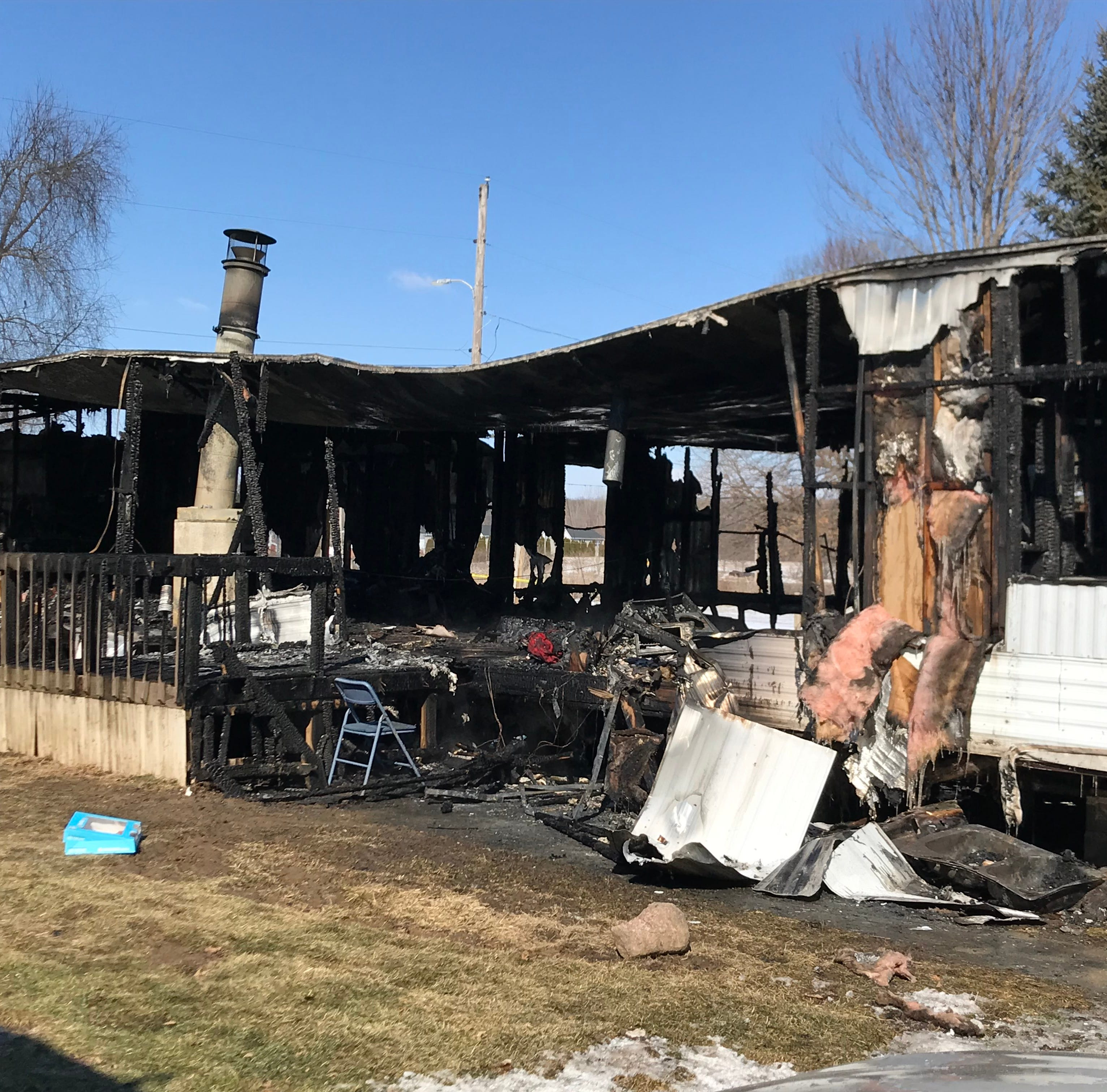 19-year-old woman believed dead in home fire