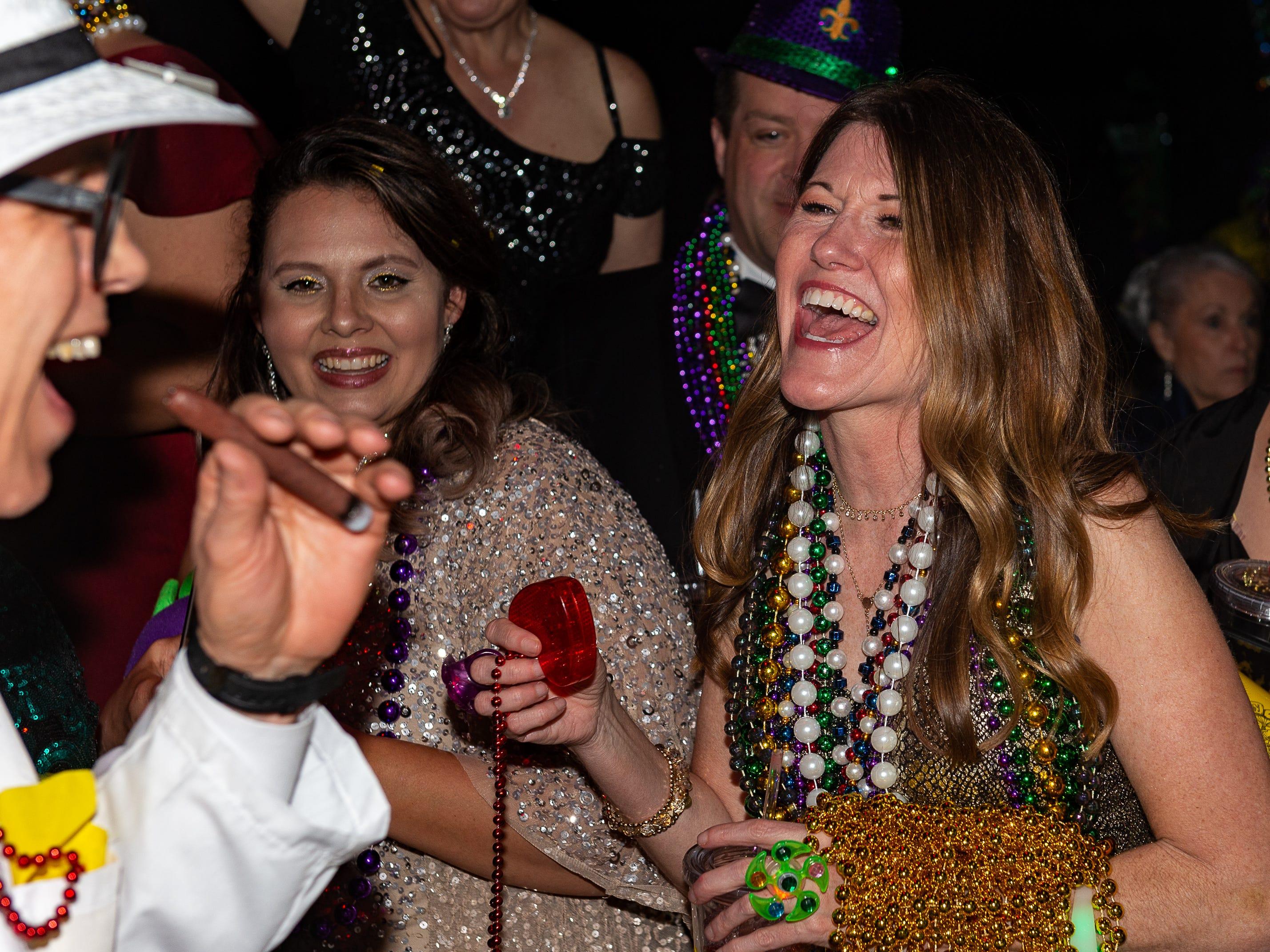 Triton Mardi Gras Ball. Saturday, March 2, 2019.