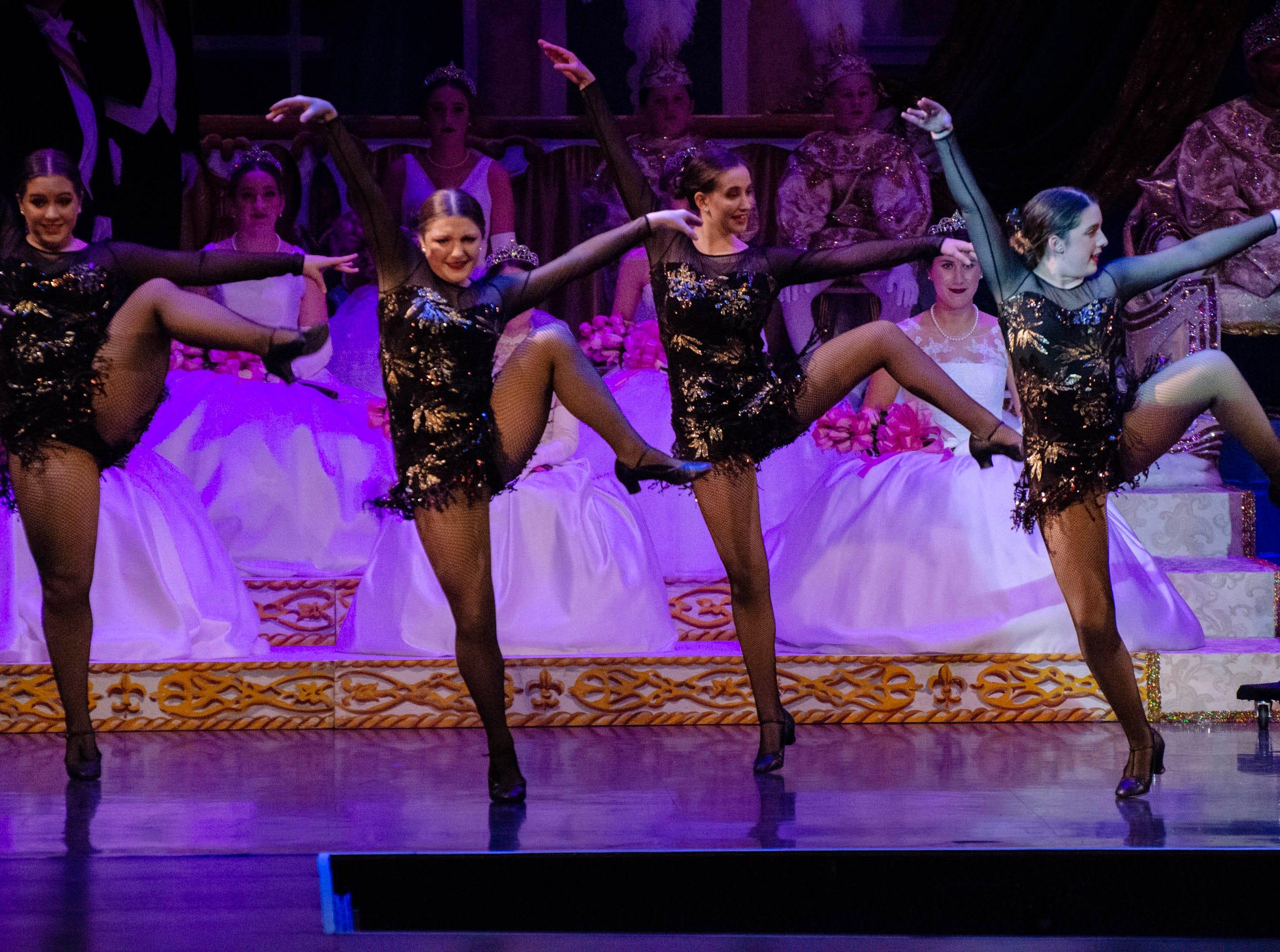 Krewe de Gabriel presents its 80th Annual Mardi Gras Ball