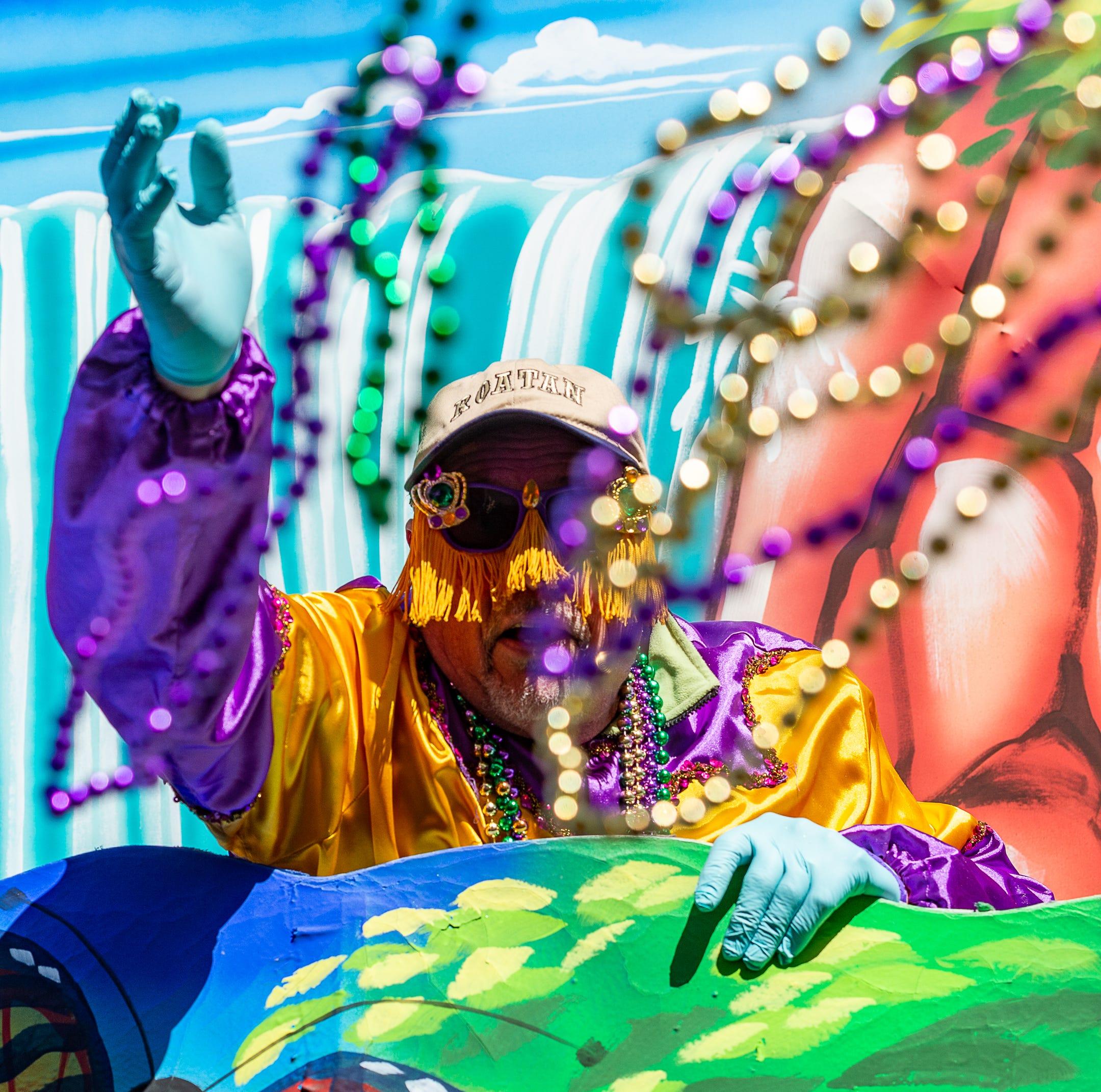 Lafayette's 2019 Mardi Gras celebration in photos