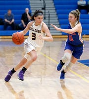 Bloom-Carroll's Makenzee Mason will one of 40 area high school players participating in the Refreshing 90.0 FM All-Star High School basketball game, featuring a boys and girls game on March 31 at Berne Union High School.