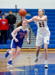 Bloom-Carroll senior Chloe Davis was named the Division II District 11 Coaches Association Player of the Year.